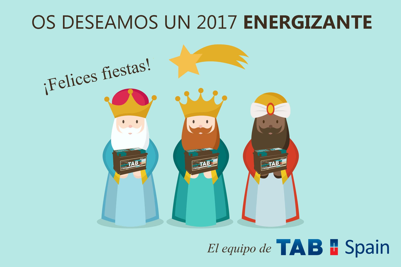 Felices Fiestas 2016