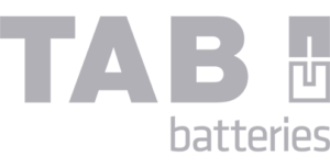 logo TAB Batteries