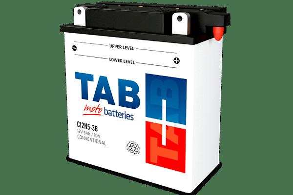 TAB Motos - Convencional