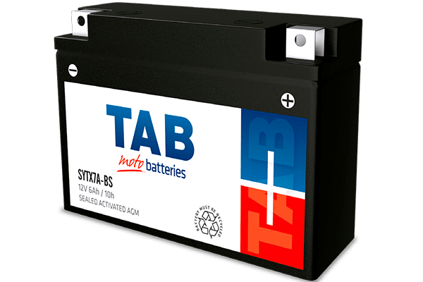 TAB Motos - Selladas y activadas de fábrica