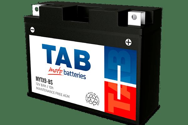 TAB Motos - Sin mantenimiento