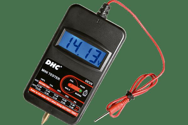 TAB Batteries - Voltímetros