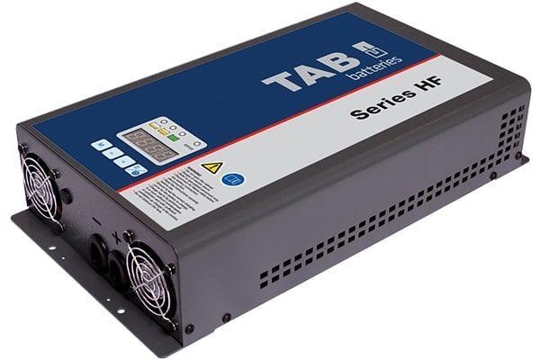 TAB Batteries - Carregador HF Trifásico