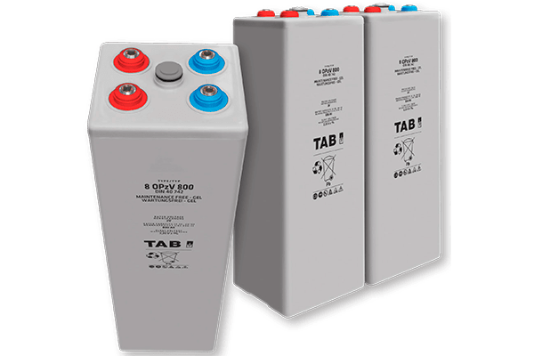 TAB Batteries - Solar OPzV