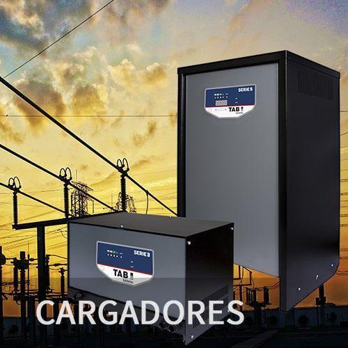 TAB Batteries - Cargadores para baterías