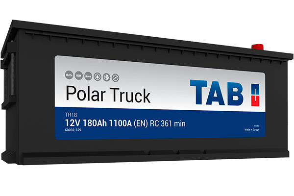 TAB Batteries - Polar Truck