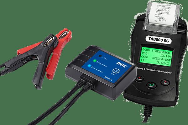 TAB Batteries - Testers