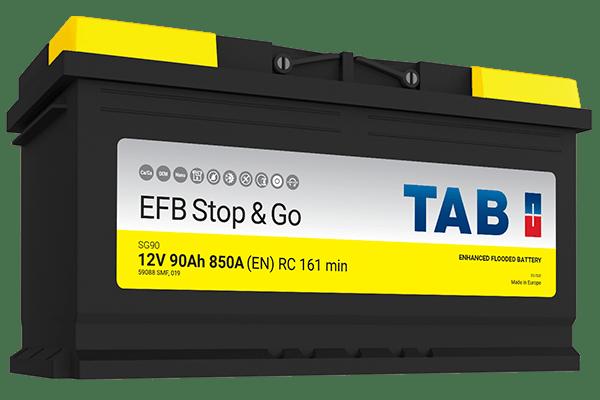 TAB EFB Stop & Go