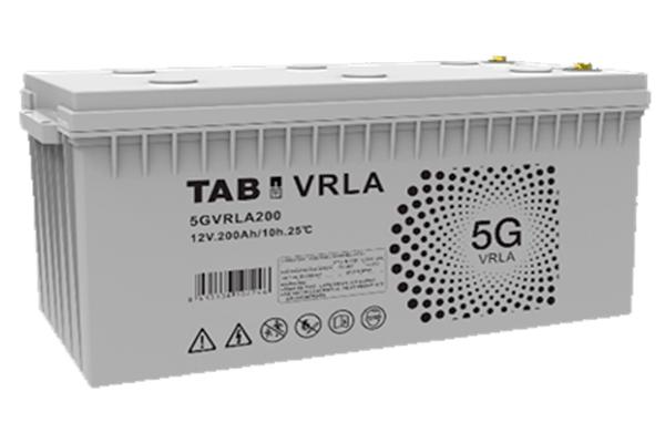 TAB 5G Series UPS Telecom - VRLA AGM
