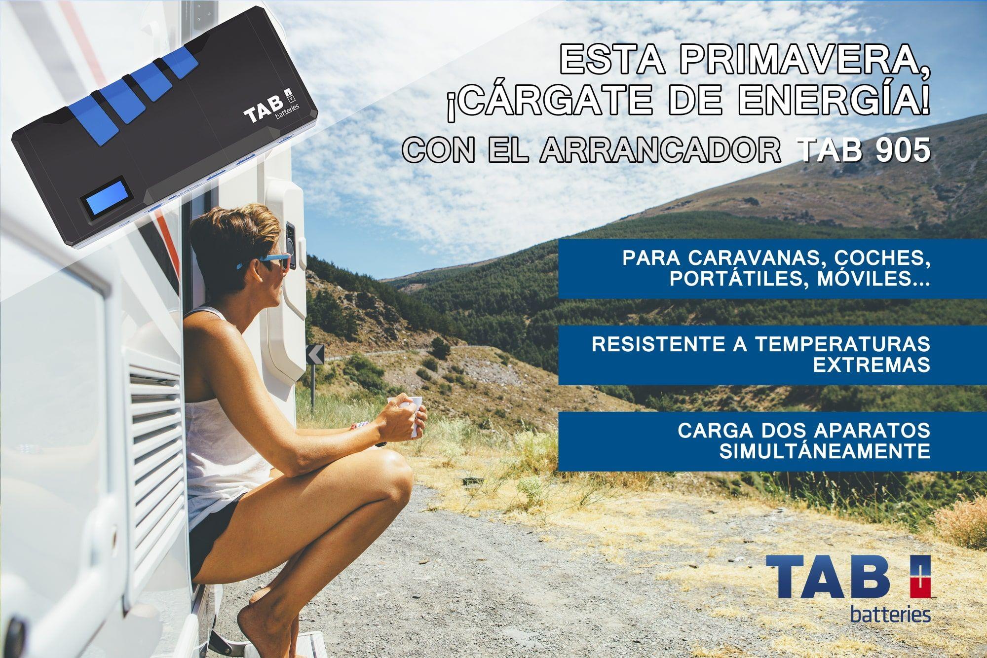 Campaña informativa TAB 905