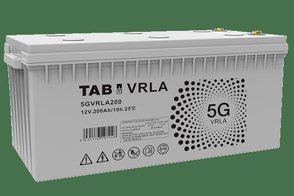 TAB 5G Series VRLA AGM