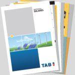 Catálogo Solar portugués e inglés