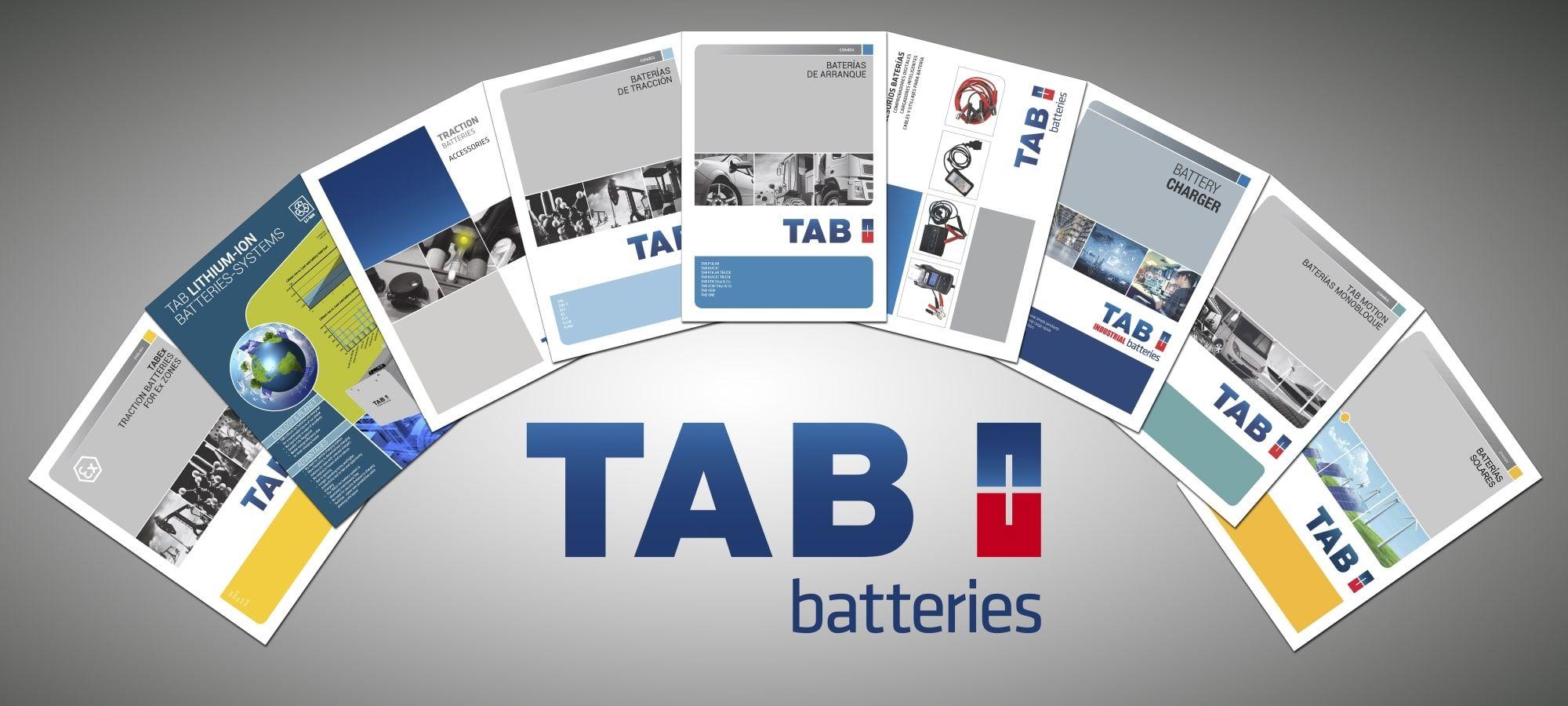 TAB Batteries consolida la implantación de su nueva imagen