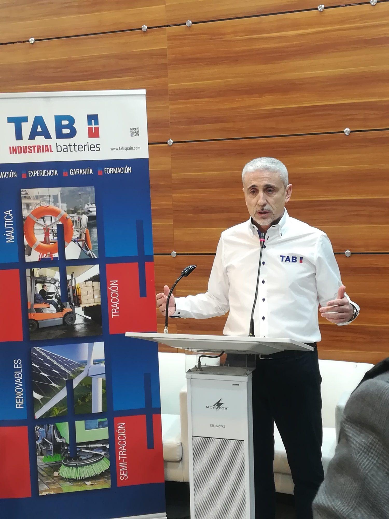 Las novedades de TAB Spain, en Motortec