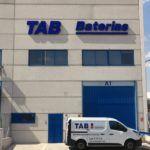 TAB CENTRO nuevo almacén logístico