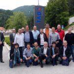 TAB viaja a Eslovenia
