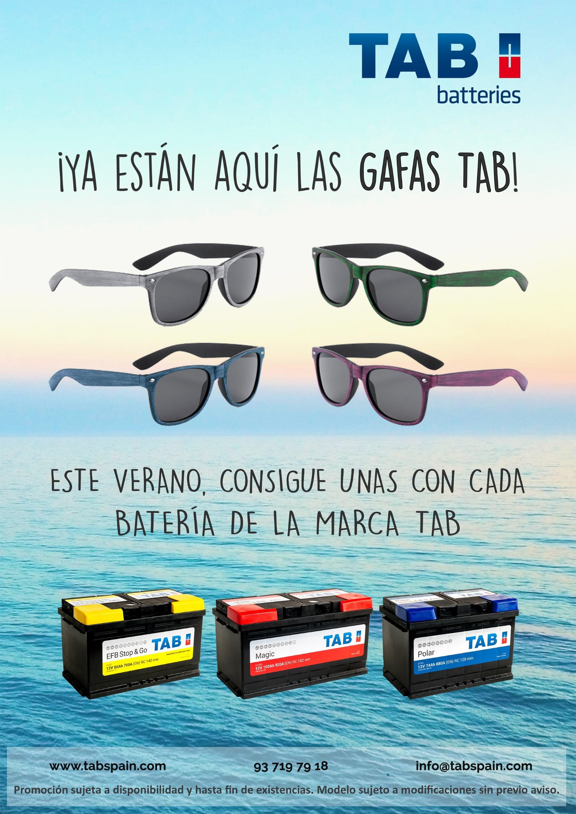 TAB Spain lanza su campaña de verano