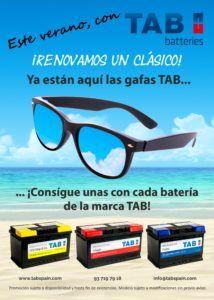 Campaña de Verano Tab Spain