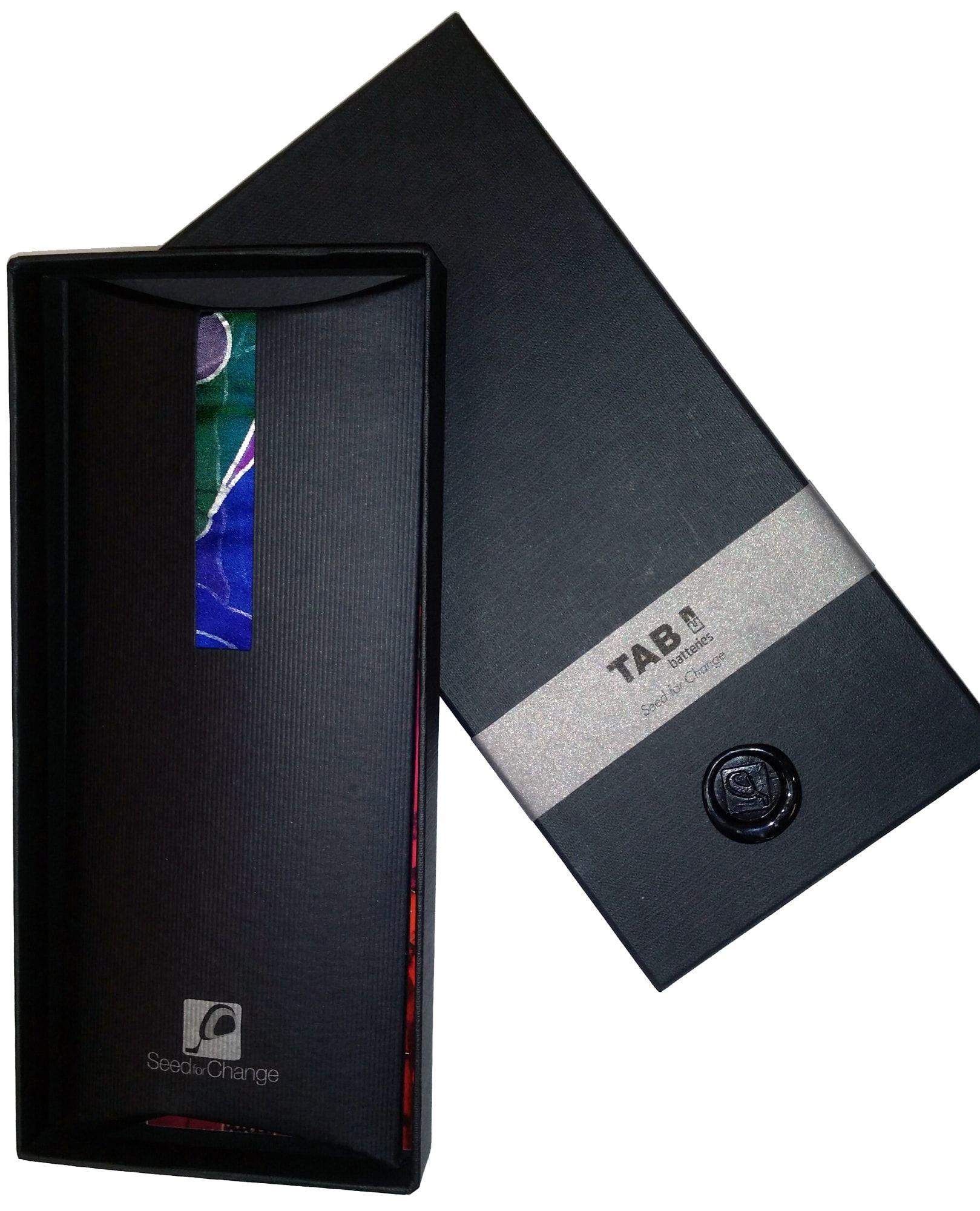 TAB Batteries - Concurso pañuelos