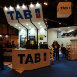 TAB Spain presentó Eco Motion en su stand de Motortec AI